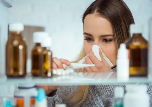 Già 125.000 italiani colpiti dall'influenza, antibiotici solo in casi gravi
