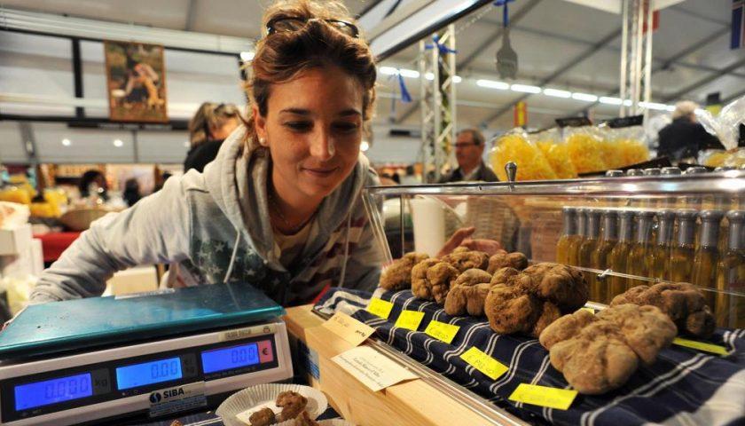Turismo e tartufo, un gusto che vale quasi 63 milioni