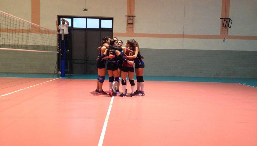 Salerno Guiscards, il team volley concede il bis sul campo del Cus Salerno