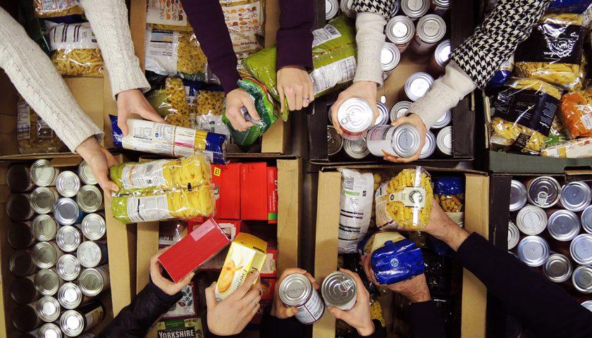 Donazioni di cibo più semplici con i nuovi regolamenti europei