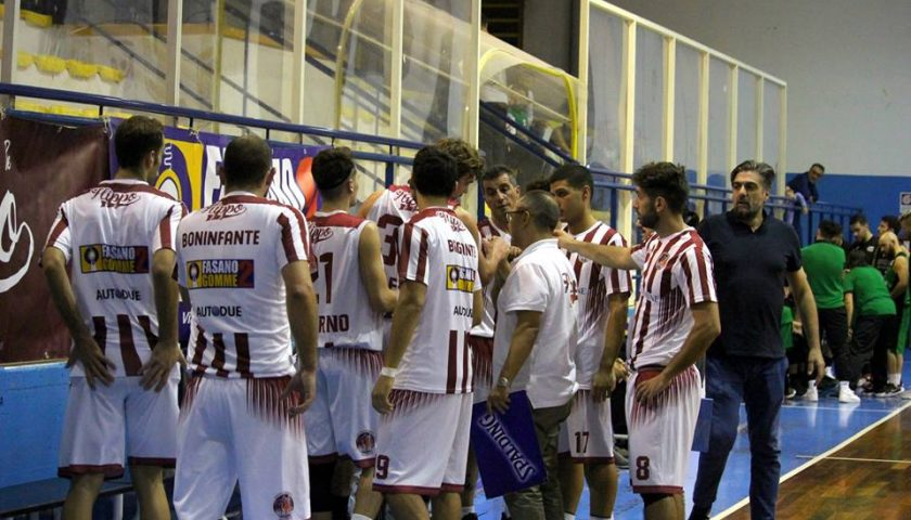 La Hippo Basket Salerno riceve la visita della capolista Pro Cangiani Napoli
