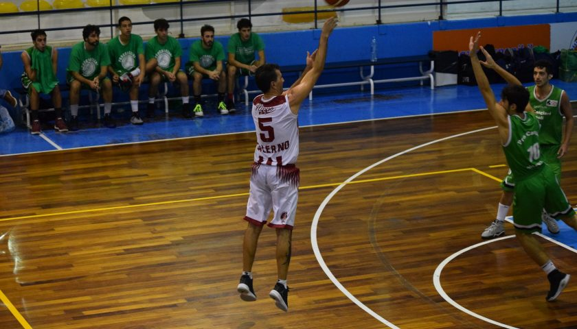 La Hippo Basket Salerno compie la prima impresa stagionale battendo la capolista Pro Cangiani Napoli