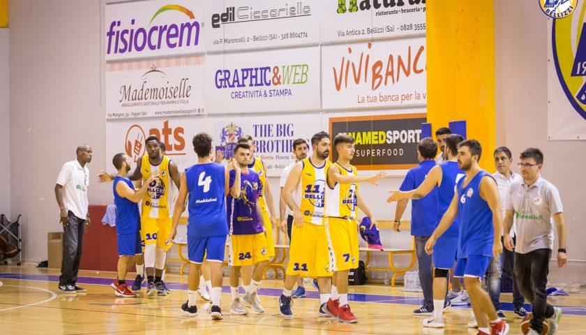 Il Basket Bellizzi fa visita alla Pallacanestro Partenope