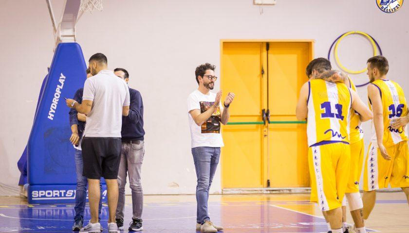 Scontro in vetta per Bellizzi: i gialloblu fanno visita al Basket Sarno