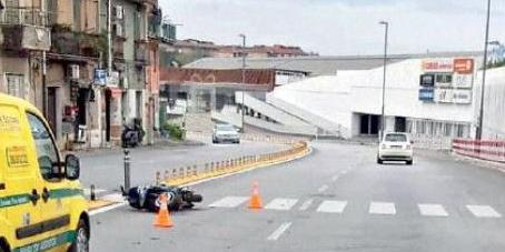 Incidente in scooter a Salerno, grave un 17enne di Calvanico
