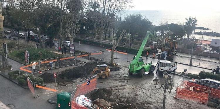 Box in piazza Cavour: a Salerno tornerà il verde con nuovi alberi