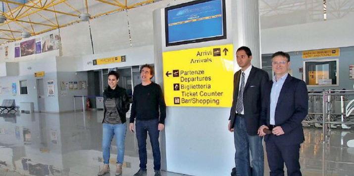 Aeroporto di Salerno, proroga di un anno: salvi i finanziamenti
