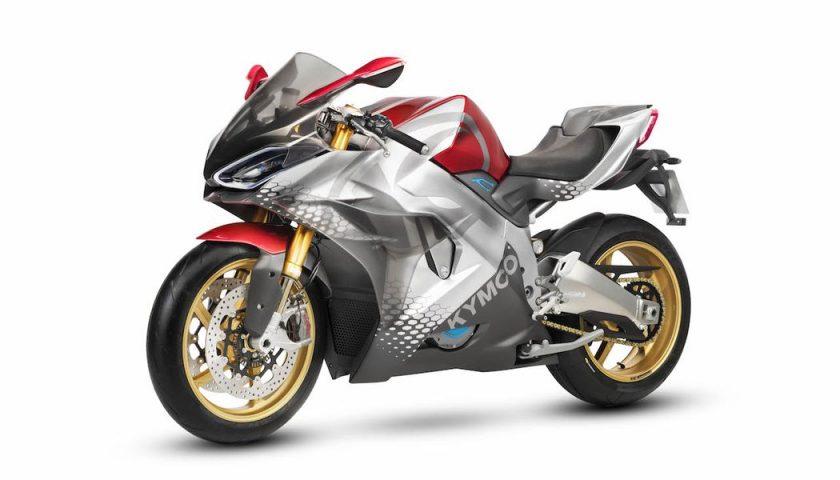 KYMCO SuperNEX: la moto elettrica mette le marce