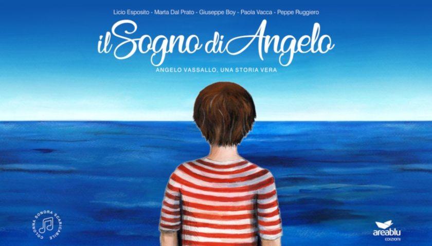 """Sala Consilina, sabato la presentazione del libro """"Il Sogno di Angelo"""" per ricordare Angelo Vassallo"""