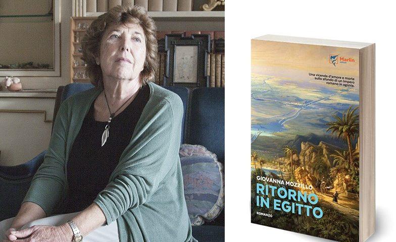 """Marte Mediateca, presentazione del libro """"Ritorno in Egitto"""" di Giovanna Mozzillo"""