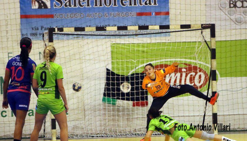 Jomi Salerno, sei atlete in nazionale. Piantini ai Panamericani con il Cile