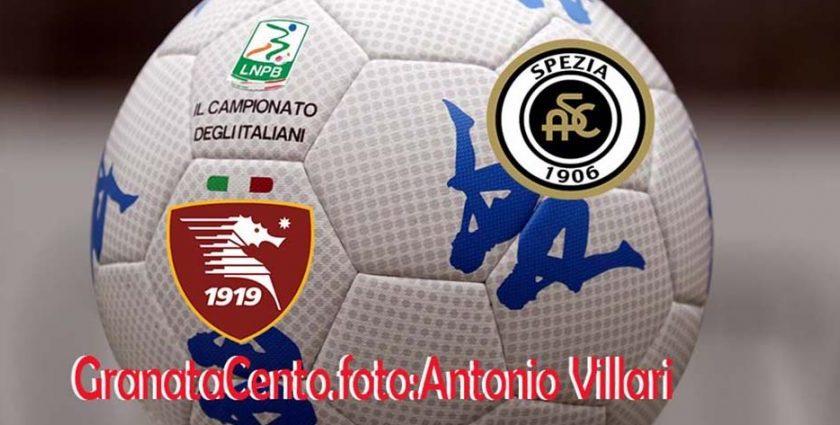 DIRETTA LIVE: Una brutta Salernitana guadagna tre punti contro lo Spezia