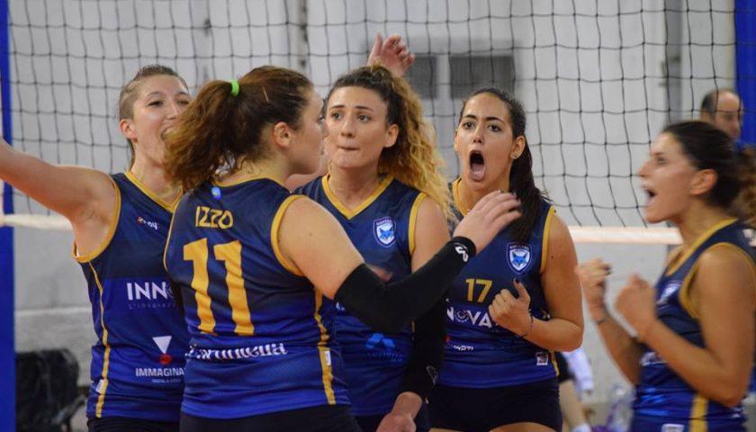 Salerno Guiscards, domani il primo impegno esterno della stagione per il team volley