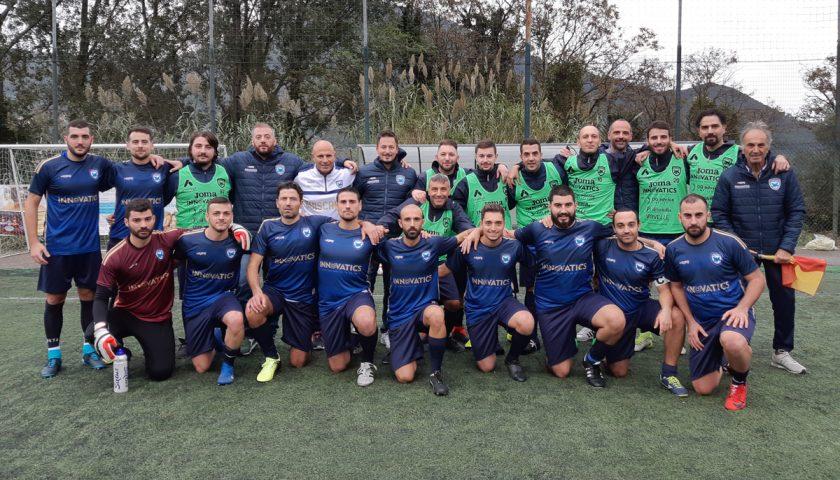 Salerno Guiscards, il team calcio si fa rimontare in extremis dalla Don Bosco 200