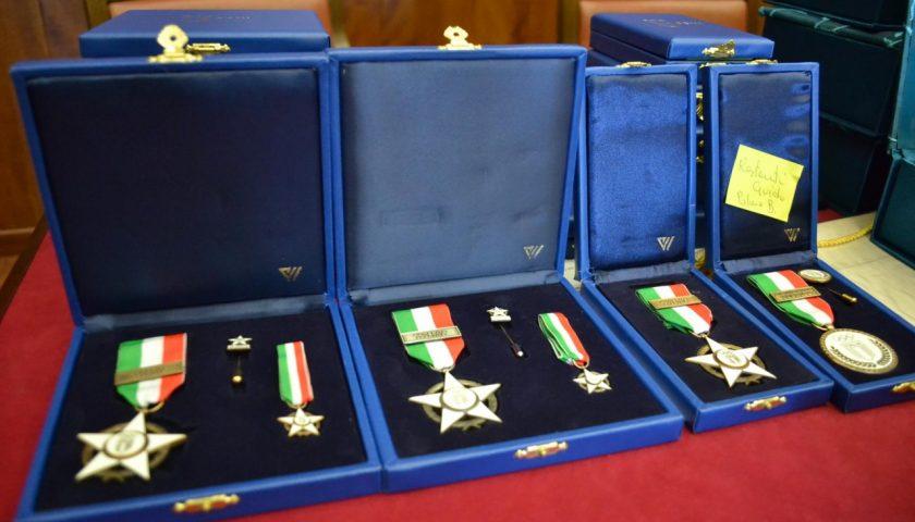 Salerno, il 6 dicembre a Palazzo S. Agostino la consegna delle Onorificenze del CONI