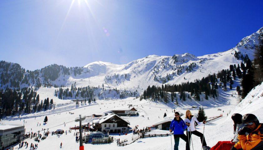 Turismo, 67% italiani vuole la montagna