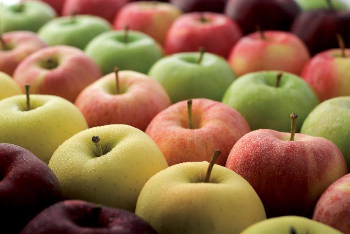 Nuova classificazione per le mele grazie alla tecnologia