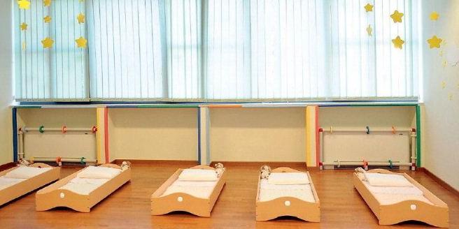 L'asilo nido c'è solo per un bambino su 10 in Campania