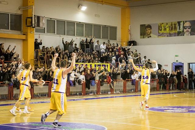 Capolavoro Basket Bellizzi, la capolista Angri cade al Pala Berlinguer
