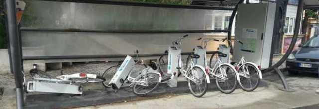 Ascea, distrutte le bici del Parco: giallo risolto grazie alle telecamere