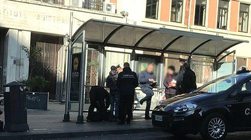 Salerno, Carabinieri fermano due extracomunitari in pieno centro