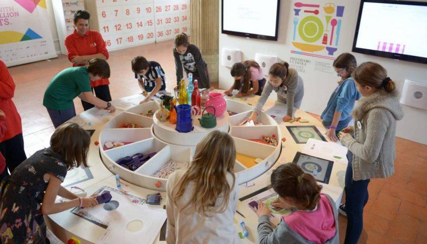 Cosa fanno nel tempo libero i bambini dai 4 ai 7 anni?