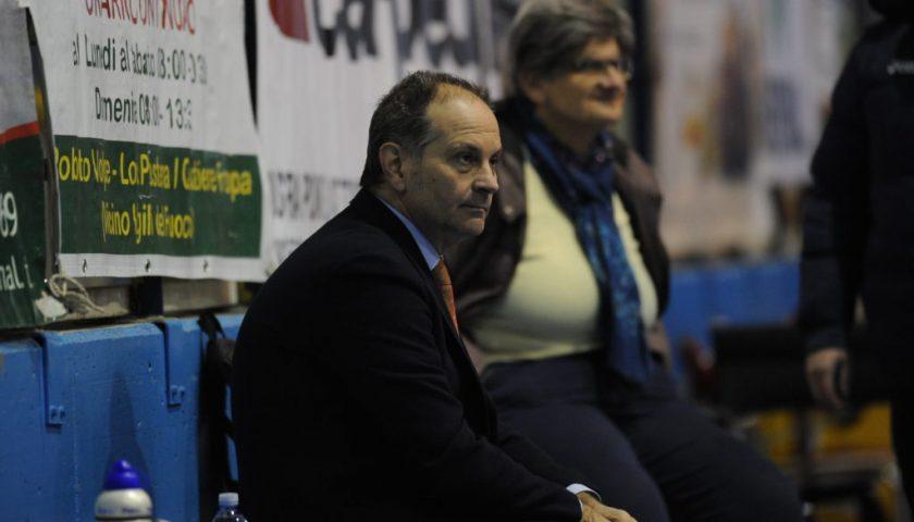 Todis Salerno Basket '92, coach Dello Iacono si dimette dopo 4 sconfitte