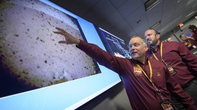 Anche l'Italia su Marte, la tecnologia di Leonardo decisiva per la sonda InSight