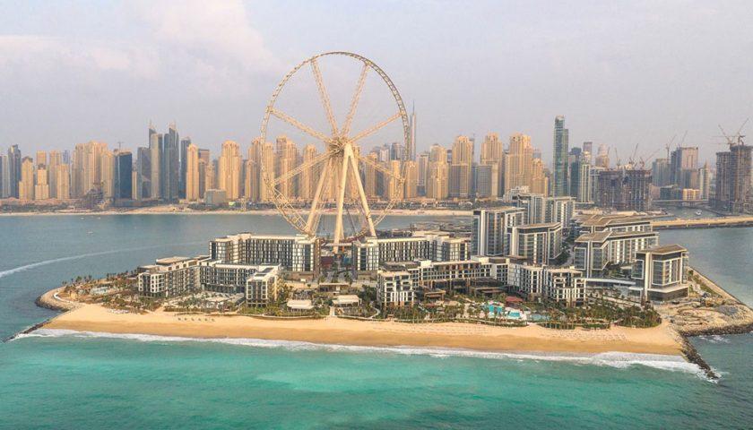 A Dubai la più grande ruota panoramica del mondo