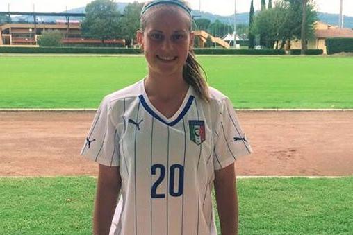 Lutto nel calcio italiano, morta a 19 anni anni Verena Erlacher