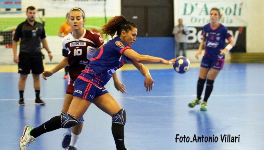Jomi Salerno, sfida esterna contro la Leonessa Brescia