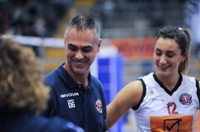 VIDEO/ P2P Givova, coach Gaudalupi commenta la vittoria contro Olbia