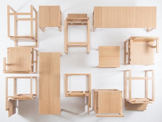 La nuova collezione di arredi Fontanot Design