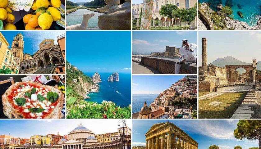 Campania: i nuovi mercati sostengono il turismo - il Giornale di ...