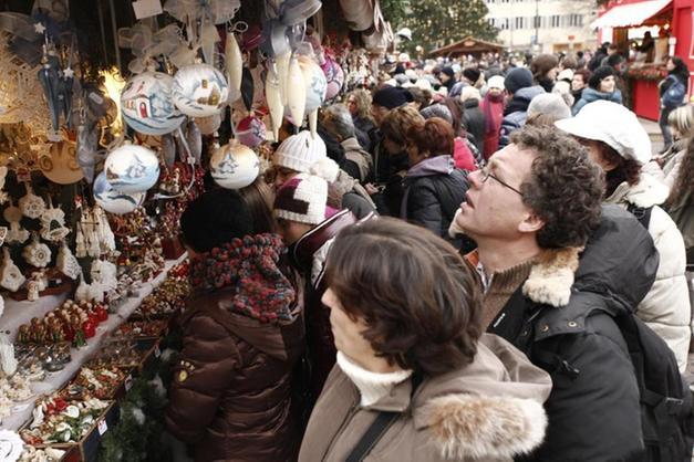 """Turismo, Trento e Bolzano già """"sold out"""" per Natale"""