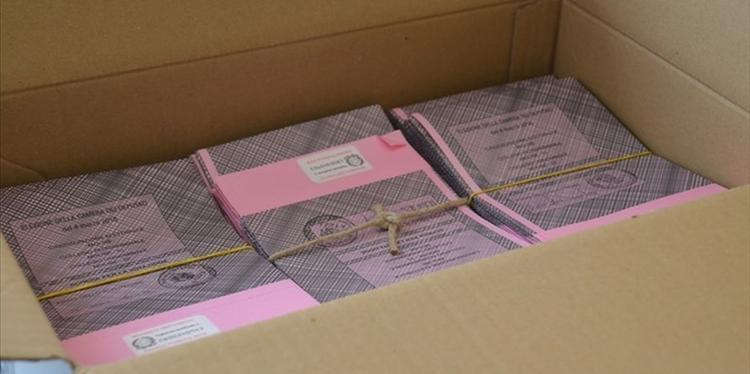 Schede elettorali sparite a Scafati