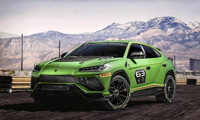 Lamborghini Urus GT-X: SUV in assetto da gara