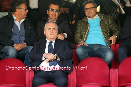 """Salernitana, Lotito: """"Per vincere devi segnare e non devi subire reti…"""""""