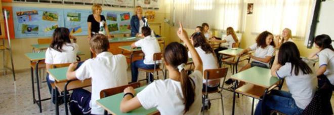 Da maestra d'asilo a prof di lettere ma senza aumento di stipendio
