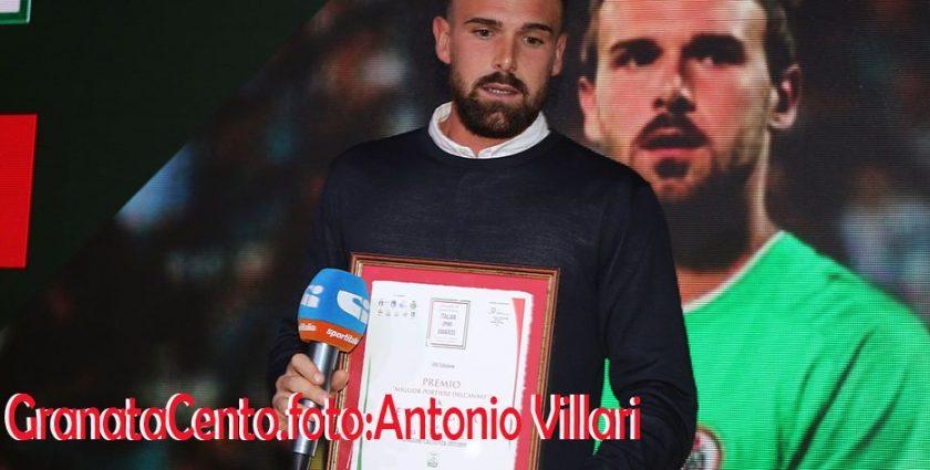 """Italian Sport Awards, Micai: """"Contro lo Spezia ci siamo chiusi ma quello che conta sono i risultati"""""""