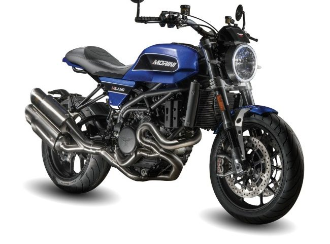 Moto Morini Milano: fascino e rimandi retrò
