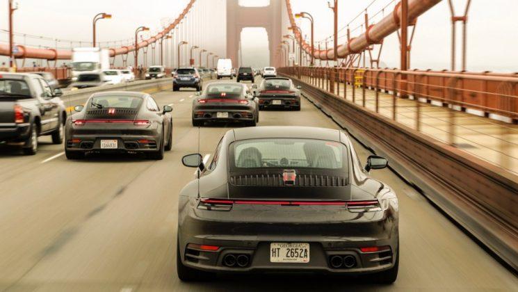 Nuova Porsche 911 (992), esordio ufficiale al Salone di Los Angeles