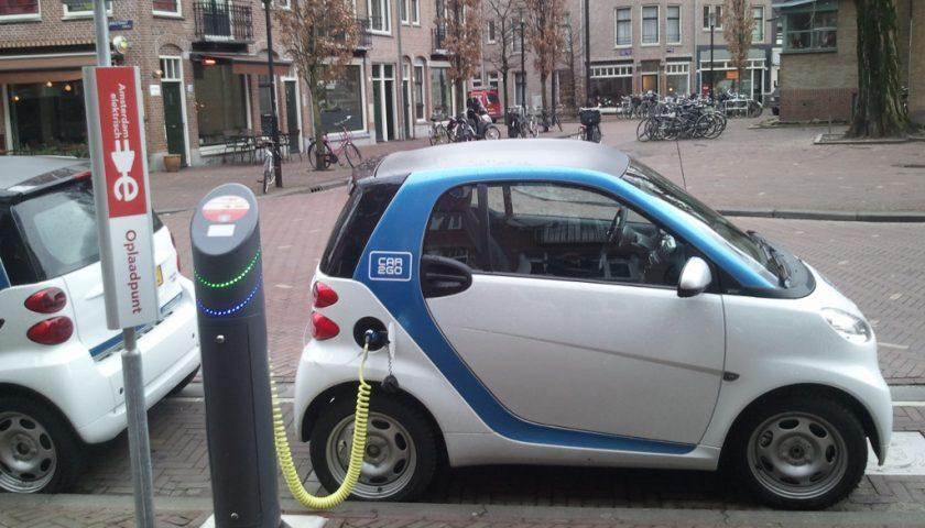 Come funzionano le auto elettriche