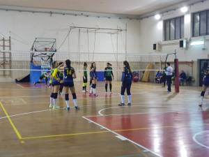 Volley Project Pontecagnano, pokerissimo di vittorie e primato solitario