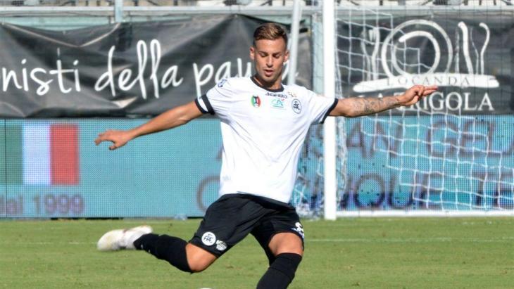 """Spezia, l'ex Matteo Ricci: """"All'Arechi giocheremo a viso aperto, non ci accontentiamo del pareggio"""""""