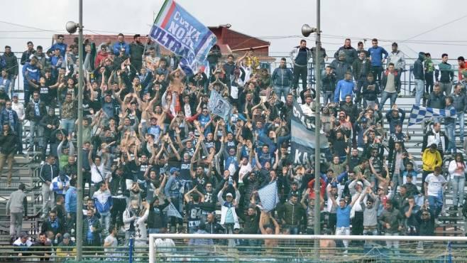Casertana – Paganese, trasferta vietata ai tifosi azzurrostellati