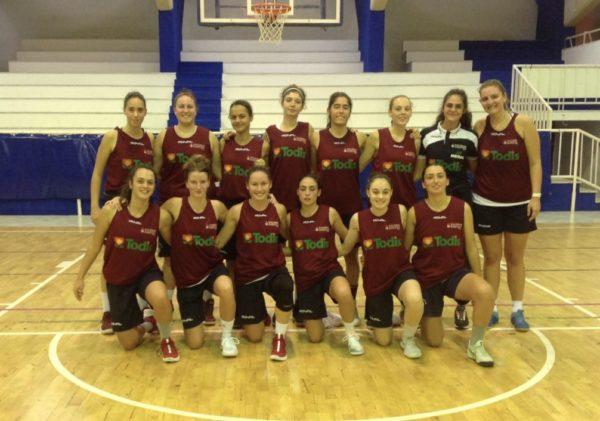 Todis Salerno Basket '92, esame Marigliano alla ricerca dei primi punti
