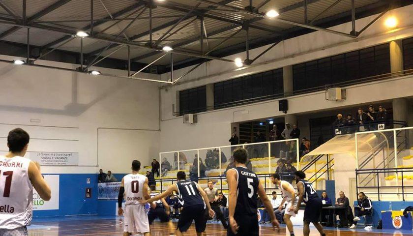 Virtus Arechi Salerno, contro l'Alfa Basket Catania arriva la settima vittoria consecutiva