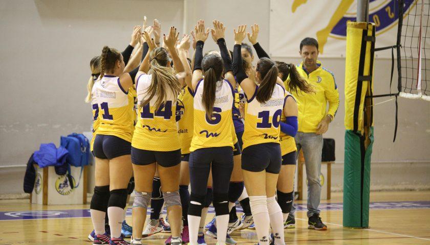 Il Volley Bellizzi serve il poker, Coach Meneghetti: «Queste ragazze stanno portando in alto il nome di Bellizzi»