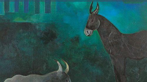 Il mito di Paestum rivive con una mostra dell'artista Sergio Vecchio
